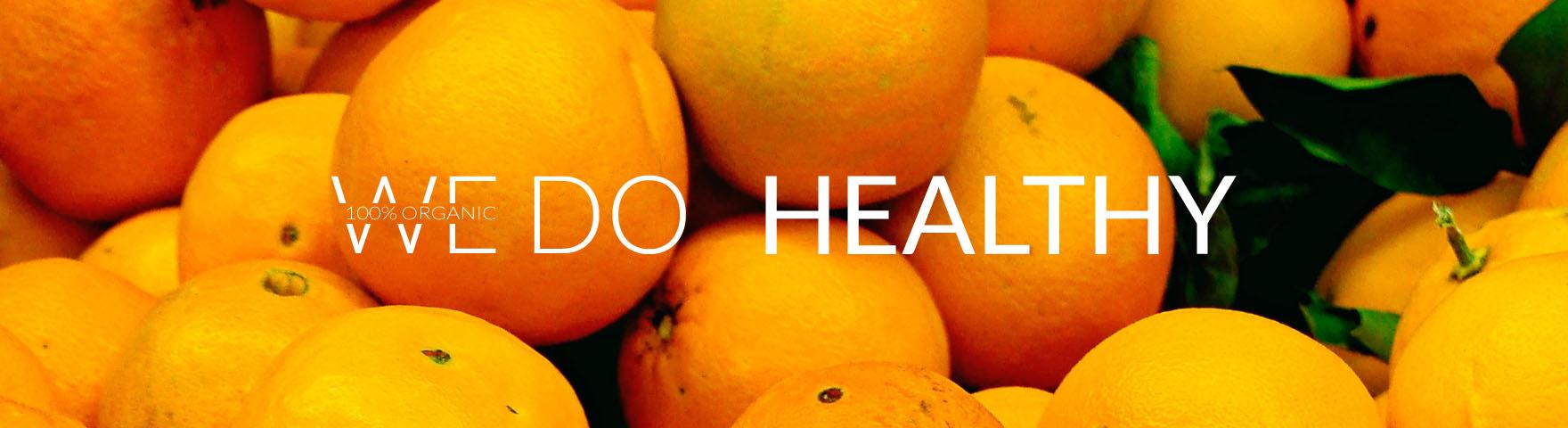 Arizona Orange Co Healthy Banner