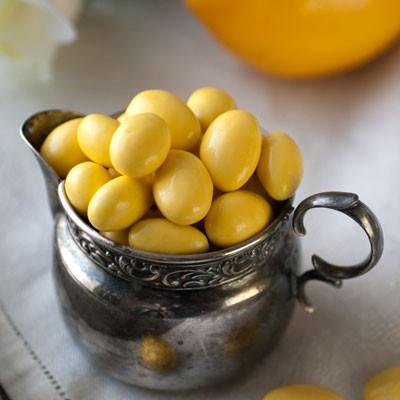 Lemon Cream Almonds