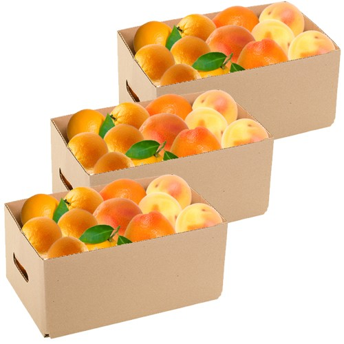 Monthly Mixed Citrus Delivery - 30 lbs