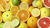 Citrus Fruit for Vitamin C